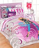 Disney Bedding, Kids Hannah Montana Full Mini Comforter Set