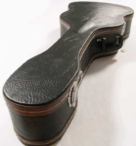 Tone Deaf Music Wooden Classical Hard Case for