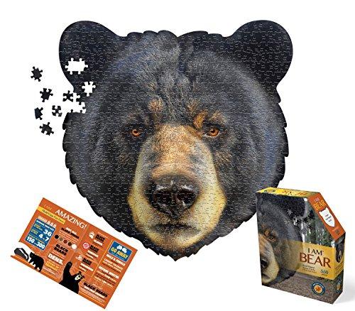 Bear Jigsaw PuzzleShaped Puzzle