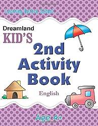 2nd Activity Book - English (Kids Activity Books)