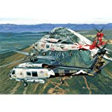 1 144 SH-60F HS-14 Chargers + SH-60B HSL-51 Warlords (Twin Pack) by Dragon Models USA