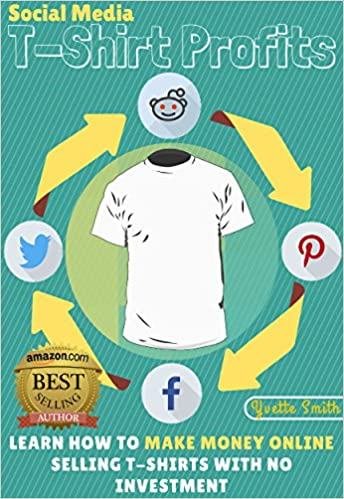 Social media t shirt profits learn how to make money for Create and sell t shirts online