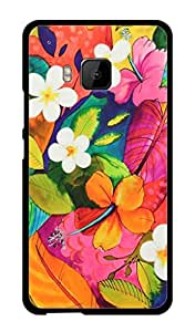 HTC One M9 Plus Printed Back Cover
