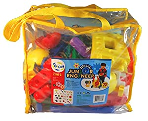 Junior Engineer - Magic Gears 110 Pc Set