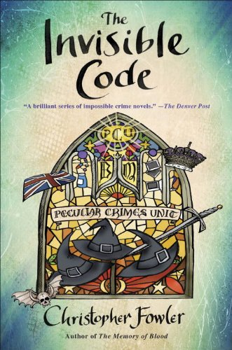 Image of The Invisible Code: A Peculiar Crimes Unit Mystery