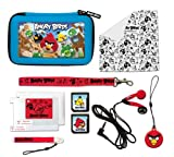 Angry Birds Stereoscopic 3D Gamer Accessory Set 11pc (Nintendo 3DS/DSi)