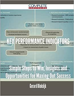 Key Performance Indicators - Simple Steps To Win, Insights And Opportunities For Maxing Out Success