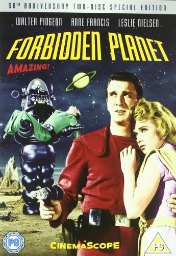 Forbidden Planet - 50th Anniversary 2 Disc Special Edition [1956] [DVD] [1957]