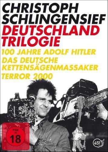 Christoph Schlingensief - Deutschland Trilogie (3 DVDs)