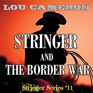 Stringer and the Border War Audiobook