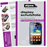 2x DIPOS Crystalclear Displayschutzfolie fr Samsung Galaxy Ace Plus S7500von &#34;dipos&#34;
