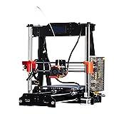 SKYWALKER Reprap 3D Printer, DIY 3D Printer Kits,Prusa I3 Kit,1Rolls PLA As Gift ,Support ABS,PLA,HIPS,PETG ect