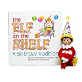 img - for Elf on the Shelf: A Birthday Tradition (2013) book / textbook / text book