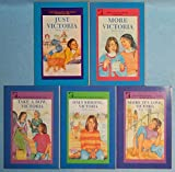 img - for Set of 5 Victoria Mahoney Paperbacks book / textbook / text book
