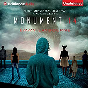 Monument 14 Audiobook
