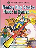 Image of Monkey King Creates Havoc in heaven (Journey to The West Series 2)(English Version)