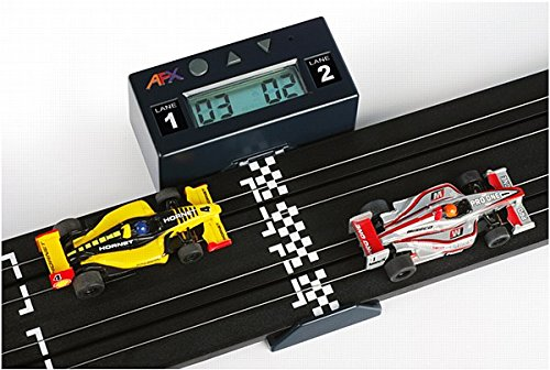 AFX 21002 HO Slot Car Digital Lap Counter: All AFX Sets Lap Counter Slot