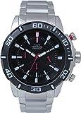 [テクノス]TECHNOS 腕時計 クロノグラフ T6384SR メンズ