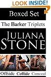 The Barker Triplets Boxed Set.