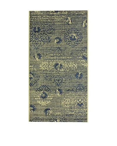 Tapis a Porter Alfombra Vetus Azul 80 x 150 cm