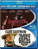 Unforgiven / The Outlaw Josey Wales (Bilingual) [Blu-ray]