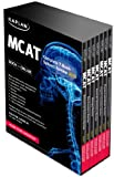 img - for Kaplan MCAT Complete 7-Book Subject Review: Created for MCAT 2015 (Kaplan Test Prep) book / textbook / text book