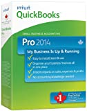 Intuit Quickbooks Pro 2014, English - Accounting Software