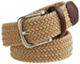 Dockers Boys 8-20 Braided Elastic Web Stretch Belt