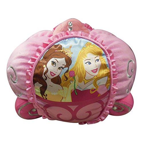 Disney Princesses Away We Go Cuddle Pillow front-101251