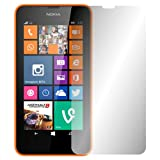2 x Slabo pellicola protettiva per display Nokia Lumia 635 protezione display Crystal Clear invisibile MADE...
