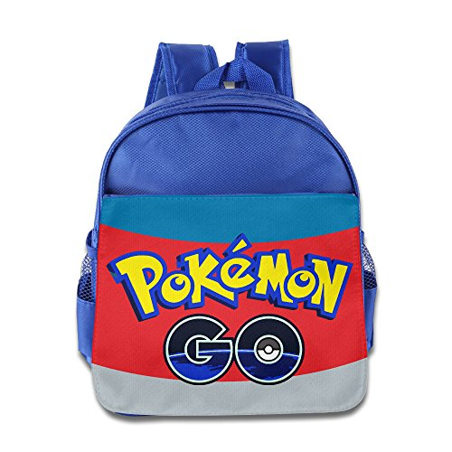 FOODE Pokemon GO Backpack / Kids' School Backpack