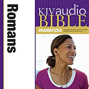 KJV Audio Bible: Romans (Dramatized) Audiobook
