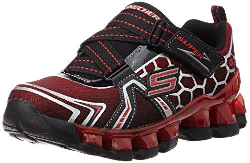 skechers-s-lights-flashpod-jungen-klettverschluss-sneaker-schuhe-schwarz-schuhgrosseeur-35