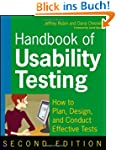 Handbook of Usability Testing: Howto...