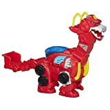 Playskool Heroes Transformers Rescue Bots Heatwave The Rescue Dinobot Figure