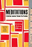 Meditations: A Spiritual Journey Through the Parables (0264645715) by Bloom, Anthony