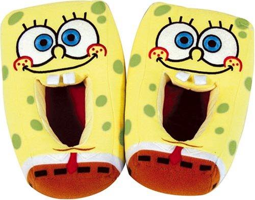 united-labels-0113390-spongebob-plusch-pantoffeln-hausschuhe-s-35-37