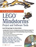 img - for Classic Lego Mindstorms Projects and Software Tools: Award-Winning Designs from Master Builders by Kevin Clague (2006-11-05) book / textbook / text book