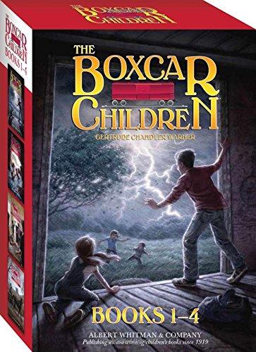 The-Boxcar-Children-Books-1-4