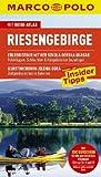 MARCO POLO Reiseführer Riesengebirge title=