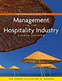 img - for Introduction to Management in the Hospitality Industry, Eighth Edition and NRAEF Student Workbook Package book / textbook / text book