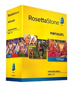 Rosetta Stone Portuguese (Brazil) Level 1-2 Set
