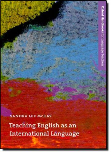 Teaching English as an International Language: Rethinking...