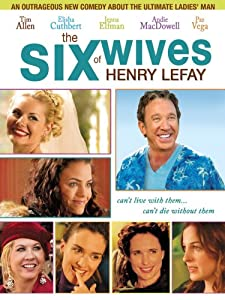 The Six Wives of Henry Lefay from Entertainment One