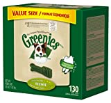 Greenies 36 oz Canister Teenie 130 Count