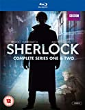 Sherlock - Complete Series One & Two [Blu-ray]  [Region Free]