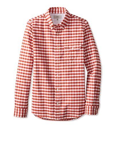 Jack Spade Men's Rayford Gingham Shirt