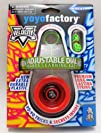 YoYoFactory Velocity Red