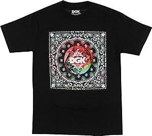 DGK Trippy World Black X-Large T-Shirt