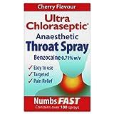 Ultra Chloraseptic Throat Spray Cherry - 15ml